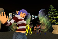 Dancing in Second Life