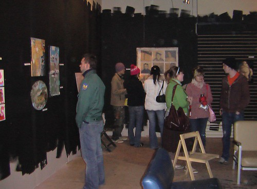 the tension art show