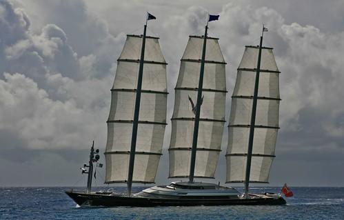 Maltese Falcon   Sailboats and Sailing the World