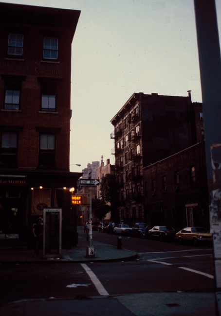 New York, July 1980.