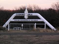Cushing Welcome Pipeline