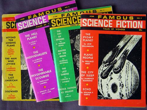 Famous Science Fiction, 1967