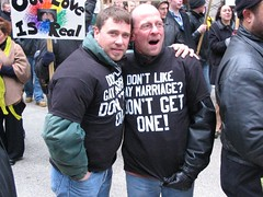 Don't Like Gay Marriage? Don't Get One!