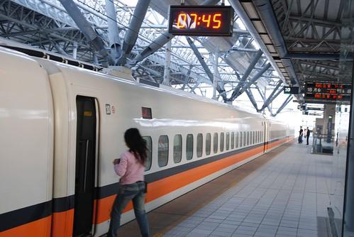 高鐵-台�站