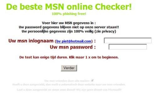 messengerchecker: viral in the bad sense