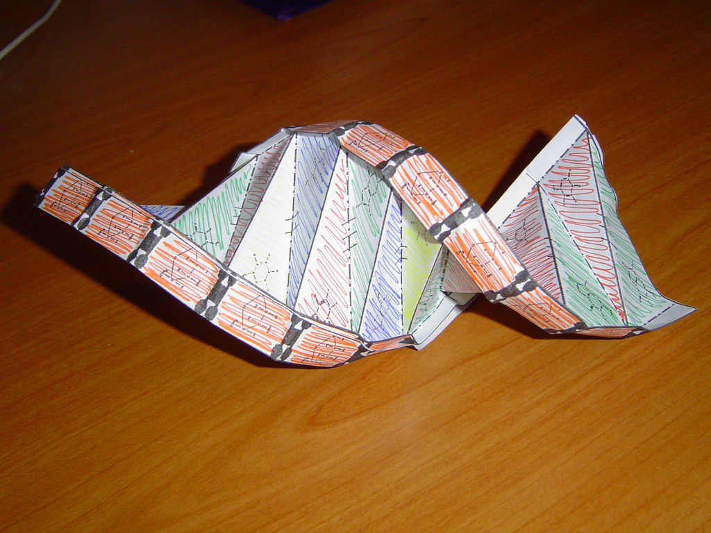 The World S Best Photos Of Dna And Origami