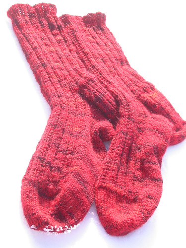 The Beast socks