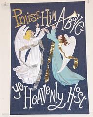 Praise Him above ye Heavenly Host