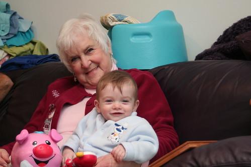 Granny and Hunter