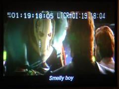 Smelly Boy