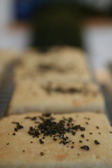 Cashew Shortbread with Palm Island Black Lava Salt 2