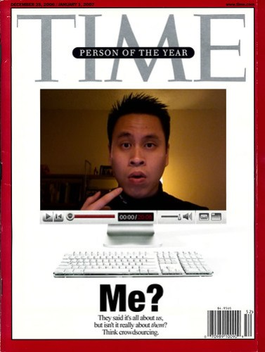 Time Magazine: Person of the Year (Remixed)