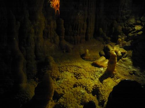 Underground spring