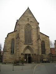 Predigerkirche Erfurt Germany
