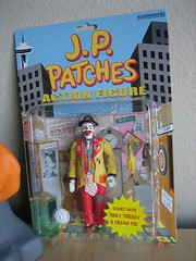 J.P. Patches Action Figure