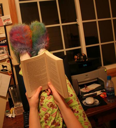 Reading* par Chapendra