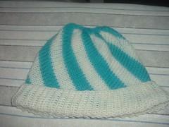 Striped Hat Take 2
