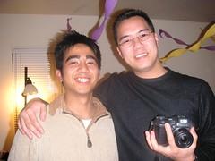Chan & Richard
