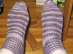 Mel's Pirate Socks 2