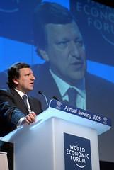 Jose Manuel Barroso - World Economic Forum Ann...