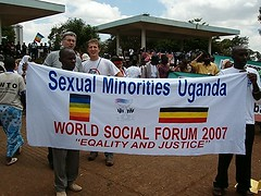 WSF 2007 - Sexual Minorities Uganda