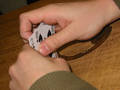 How to cheat at Euchre