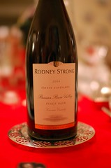 2004 Rodney Strong Pinot Noir, Russian River V...