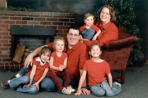 Wagner Family Decmeber 2006