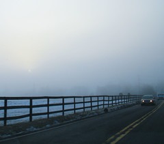 """IMG_0608: Foggy Commute • <a style=""""font-size:0.8em;"""" href=""""http://www.flickr.com/photos/54494252@N00/406333137/"""" target=""""_blank"""">View on Flickr</a>"""