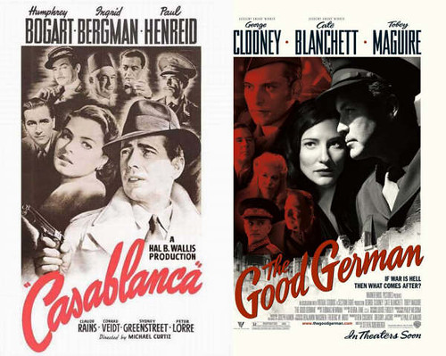 Casablanca & The Good German