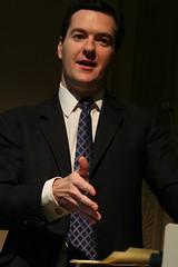 George Osborne, MP