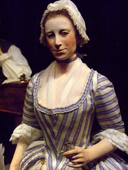 Historical Portrait Figure of Mercy Otis Warre...