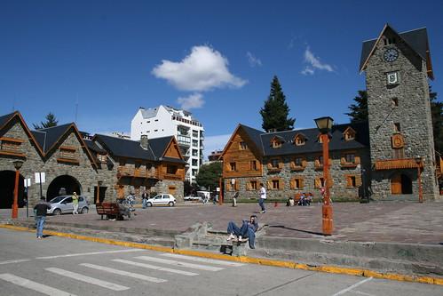 Centro Civico, San Carlos de Bariloche