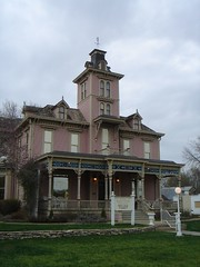 Kirby Mansion, Abilene, KS
