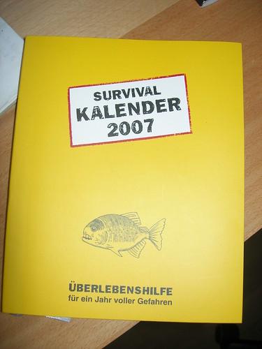 Survival-Kalender