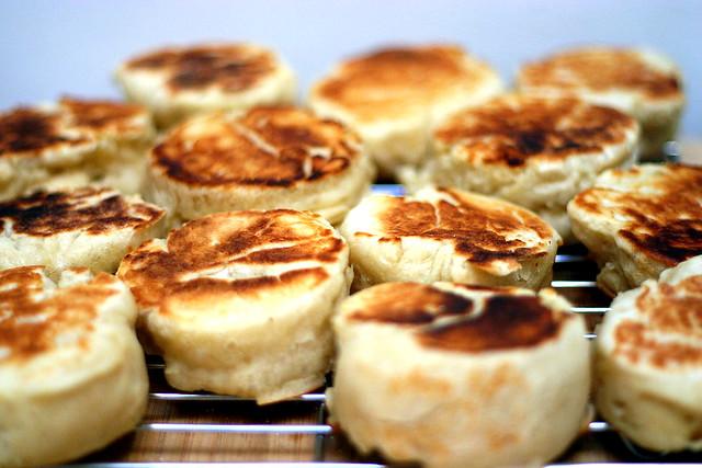 sad little english muffins