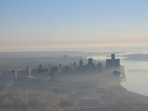 Foggy morning by MiSkyPig