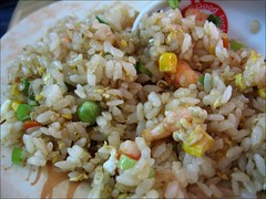 fried rice- 炒飯