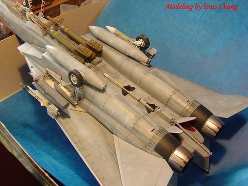 Hasegawa 1/48 F-14D 超級雄貓 @ 馭風擎空 Louis 的模型部落格 :: 痞客邦
