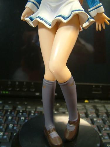 穠纖合度的雙腿