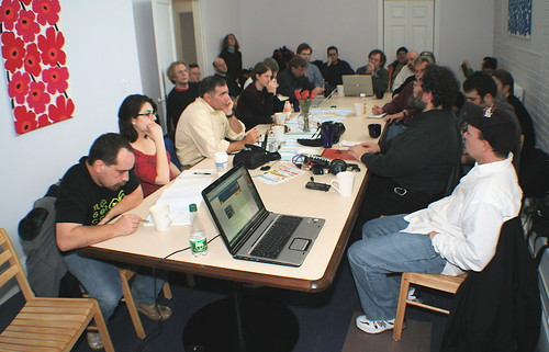Boston Media Makers Meeting