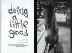 A book of the Riding for the Disabled Association of Singapore