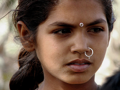 chaaran girl by UrvishJ.