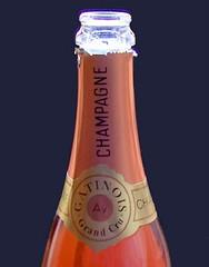 Champagne Gatinois Rosé Grand Cru