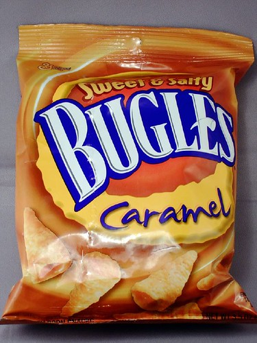 Bugles Caramel