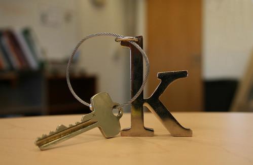 the key ring