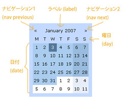 Tam-calendar.js description
