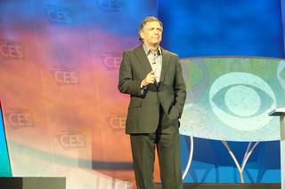 CES: CBS Keynote: Leslie Moonves