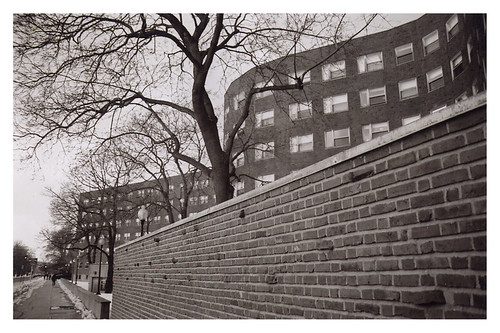 Baker House dormitory at MIT by Alvar Aalto image by ryan_d_cole