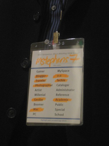 OCLC tagging